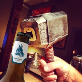Alternative uses for Mjolnir.